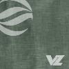 Capa dura percalux verde telado - Agenda Personalizada