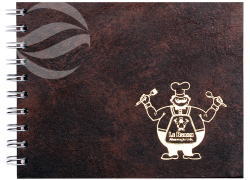 Capa personalizada hot stamping  - Agenda Personalizada