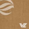 Capa almofadada telado dourado - Agenda Personalizada