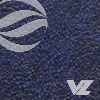 Capa dura percalux savage azul - Agenda Personalizada