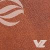 Capa almofadada marrom - Agenda Personalizada