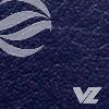Capa almofadada azul - Agenda Personalizada