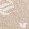 Capa almofadada bege - Agenda Personalizada