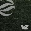 Capa almofadada verde - Agenda Personalizada