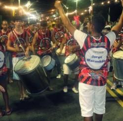 Abadas da VZ no carnaval carioca