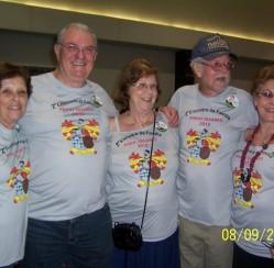VZ produz camisetas personalizadas para o 2º Encontro da Família Pinho Tavares