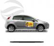 Adesivo silk para porta de carro – CE16CL