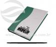 Agenda aço escovado VRB1484e
