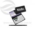 Calculadora com capa de couro VRB3323