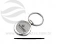 Chaveiro de metal redondo – VRB1379