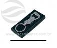 Estojo com chaveiro em formato de pezinho/abridor VRB7717