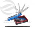 Caixa com canivete multifuncional VRB1264-7