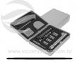 Caixa de ferramentas prata VRB9603