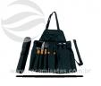 Kit churrasco com avental 7 peças VRB001