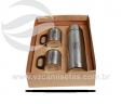 Kit garrafa e 2 canecas pequenas VRB905p