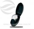 Relógio de pulso pulseira emborrachada VRB1562