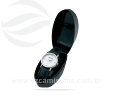 Relógio de pulso de couro sintético VRB1563