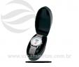 Relógio de pulso pulseira metálica VRB1564
