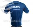 Camisa de Uso Diário em PV com Recorte Lateral UNF06VZ