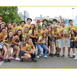 Abadá de BH direto para o Paraná!
