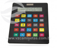 Calculadora modelo tablet VRB4404