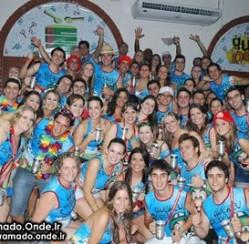 Olha aí: Bloco Quereu Bebeu 2011 em Gramado