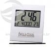 Relógio de mesa com temperatura e data VRB77