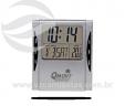 Relógio de mesa de cristal líquido VRB80